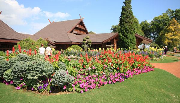 tantawanDoi Tung Palace